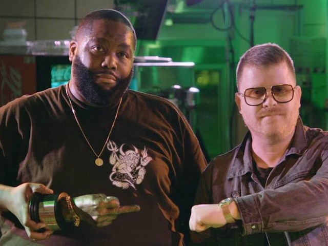 Run The Jewels Are Giving Away Their New Album For Free