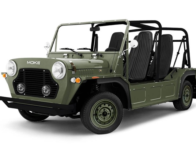 The Revived Moke Will Be Produced In The UK Instead Of France