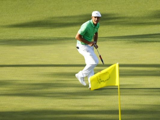 DeChambeau, Koepka on top after R1 at Augusta