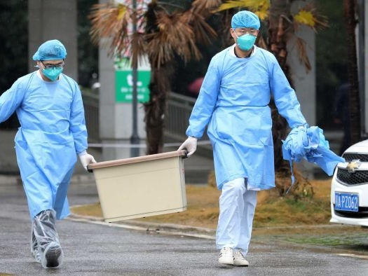Coronavirus cases in China rise to 440, with nine dead