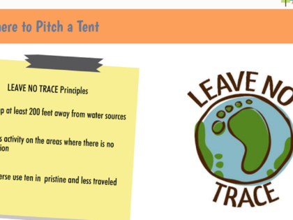 6 Tips to Choose a Good Tent and More [Infographic]