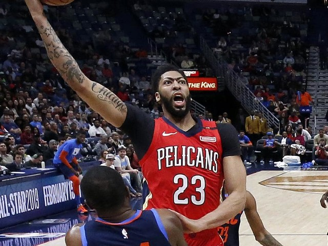 New Orleans Pelicans fire GM Dell Demps after latest Anthony Davis debacle