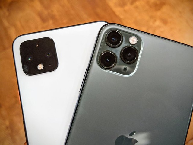 We pit Pixel 4's face unlock against the iPhone 11's Face ID to find the winner - CNET