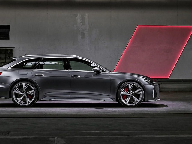 2020 Audi RS6 Avant is the fast wagon we've been waiting for - Roadshow