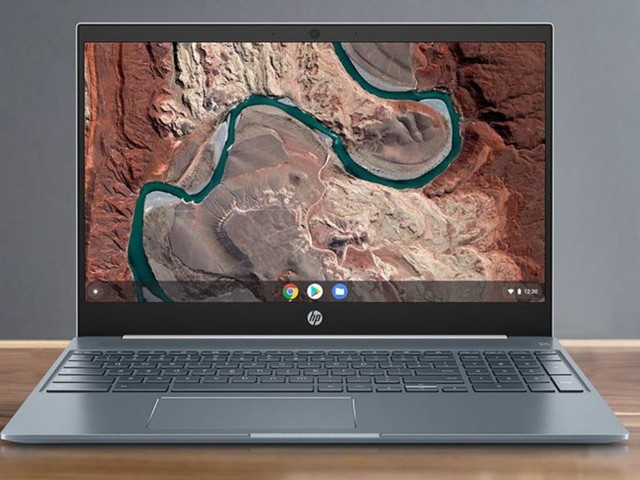 New HP Chromebook 15 laptop is a straightforward work machine