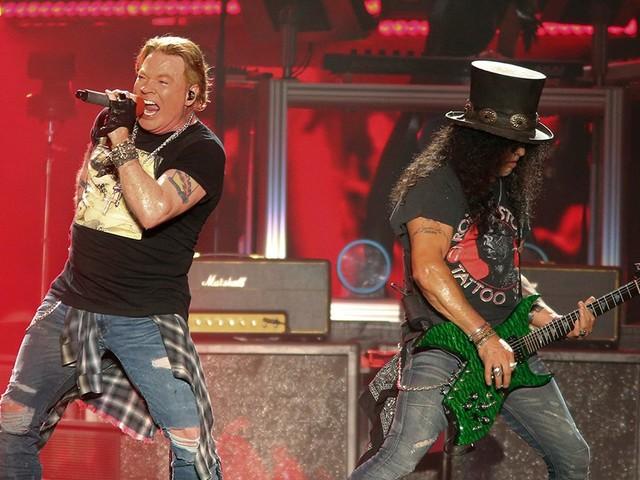 Did Slash Just Tease A New Guns N' Roses Song?