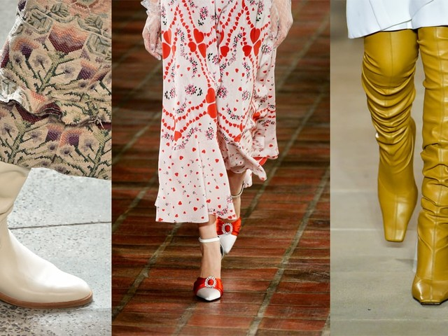 4 Fall 2020 Shoe Trends to Get on Your Radar ASAP