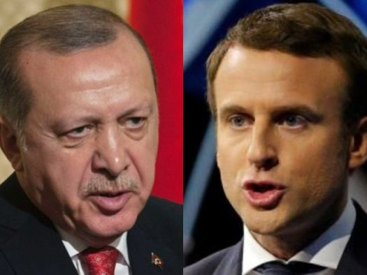 Turkish president says Macron needs mental 'treatment' over response to teacher beheading