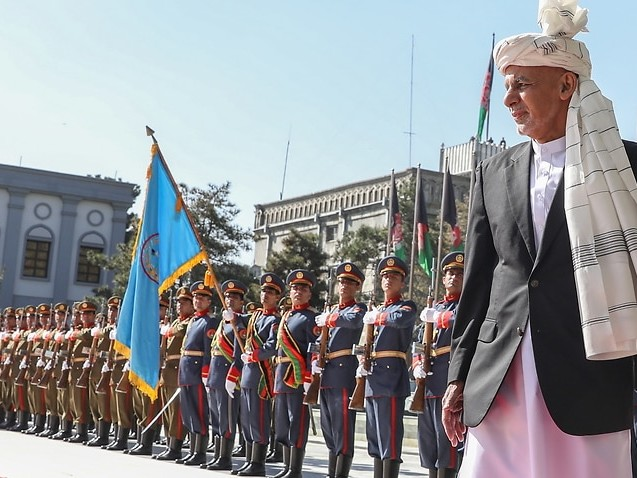 Afghans celebrate Eid as rare ceasefire offers respite from deadly violence