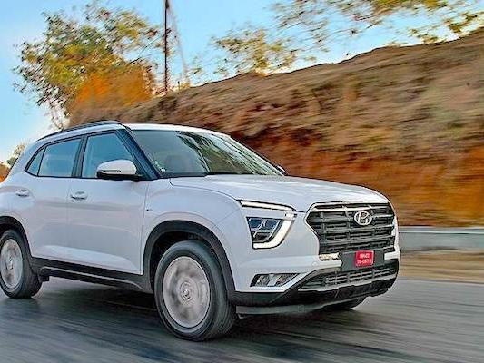 India May 2020: Hyundai Creta first non-Maruti #1 in 35 years in K.O. market (-84.5%)