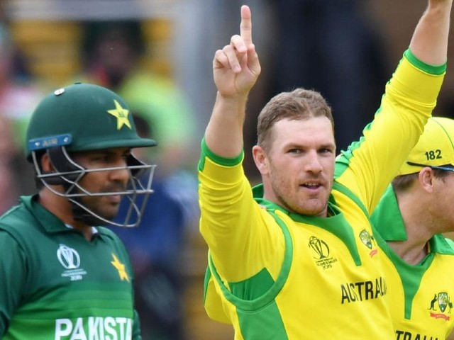 Cricket World Cup 2019: Australia's Aaron Finch hailed captain of the tournament by Michael Vaughan