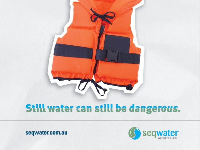 GrowthOps launches Seqwater safety campaign, 'Still water can still be dangerous', for third year running