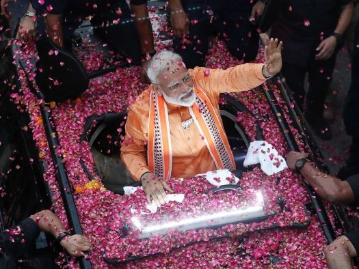 Narendra Modi turned the threat of nuclear war into a stunning electoral victory