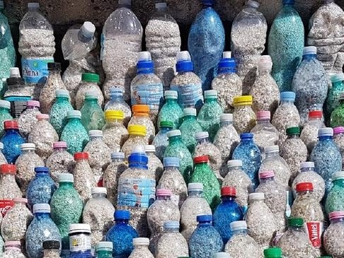 Stash of bottles could mean jail for couple