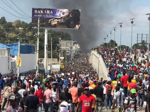 How Trump's attacks on Venezuela triggered a revolution in Haiti