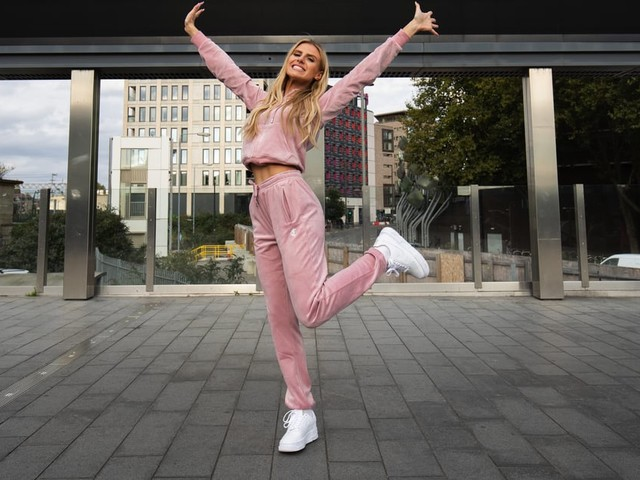 Chloe Burrows Talks Life After Love Island, Her JD Partnership, and Being Work Pals With Anthony Joshua