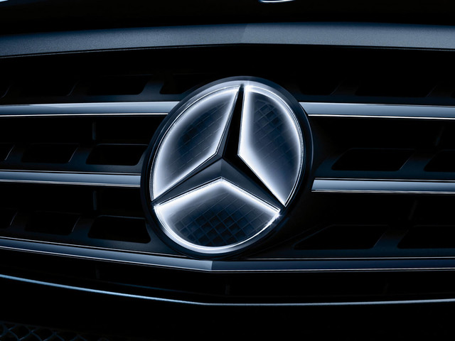 Mercedes-Benz GLE, GLS Recall Over Illuminated Star Logo Is More Serious Than It Sounds