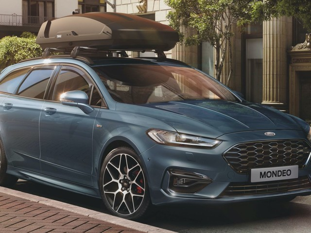 Want A Petrol-Powered Ford Mondeo? You Can Only Have It As A Hybrid