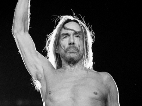 Iggy Pop and Nathaniel Rateliff announce Bluesfest sidehow performances