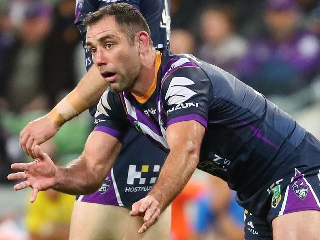 Storm's Cameron Munster and Ryan Hoffman divided on Cameron Smith's retirement call