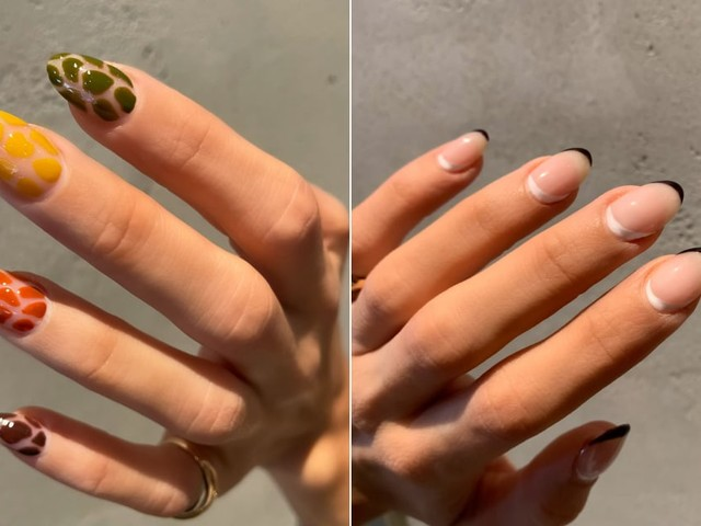 Three of Our Favourite 2021 Autumn Nail Art Ideas Created By a Top London Salon