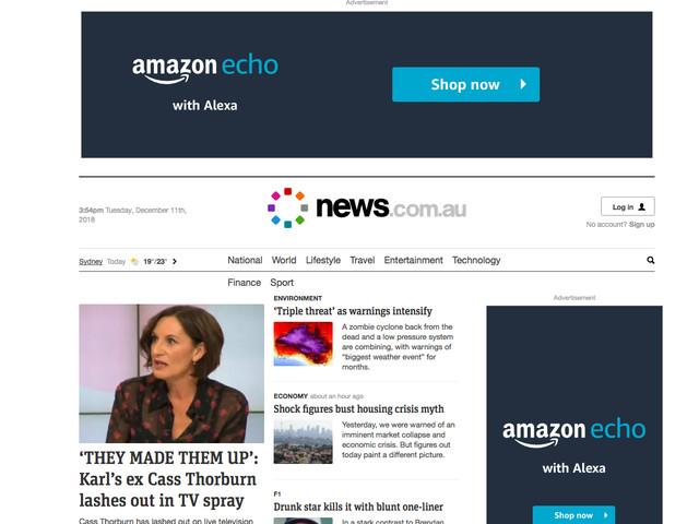 News.com.au achieves highest unique audience to date