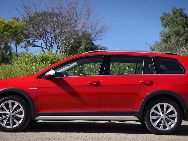 Here's How The 2017 VW Golf Alltrack Stood Up To A 2-Year Long-Term Test