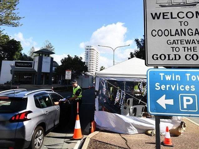 Border chaos expected as Queensland reopens to all except Victorians