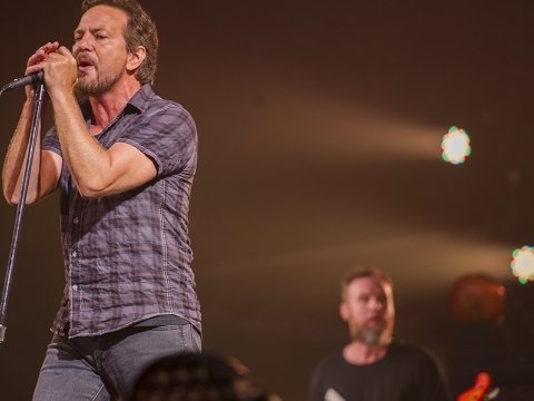 Listen To Pearl Jam's New Single 'Dance Of The Clairvoyants'