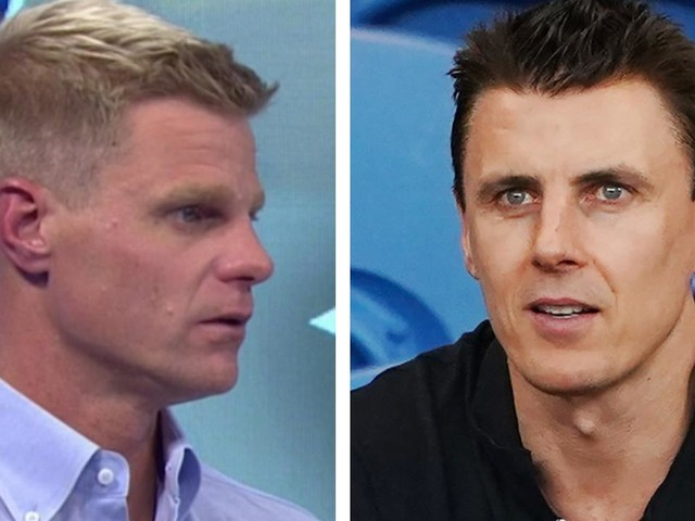 'Lazy and ill-informed': Riewoldt hits back at Essendon great in concussion debate