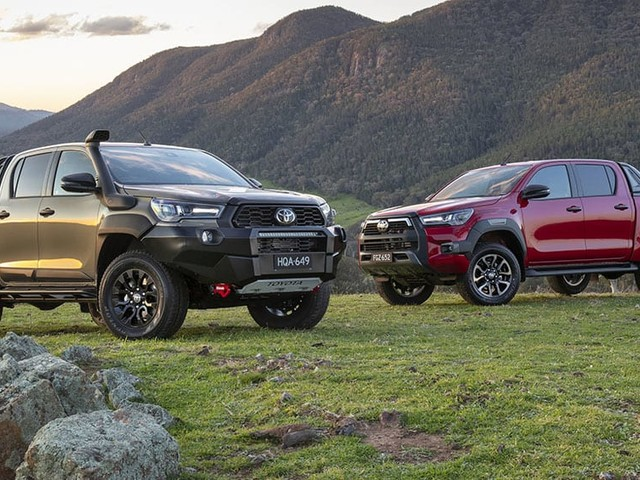 New Toyota HiLux Rugged X, Rogue 2021 pricing and spec detailed: Ford Ranger Raptor rival gets more expensive