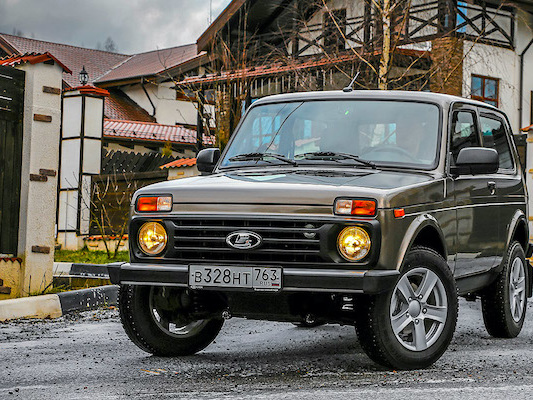 Russia May 2020: Lada 4×4, Toyota Prado defy market skewered -51.8%
