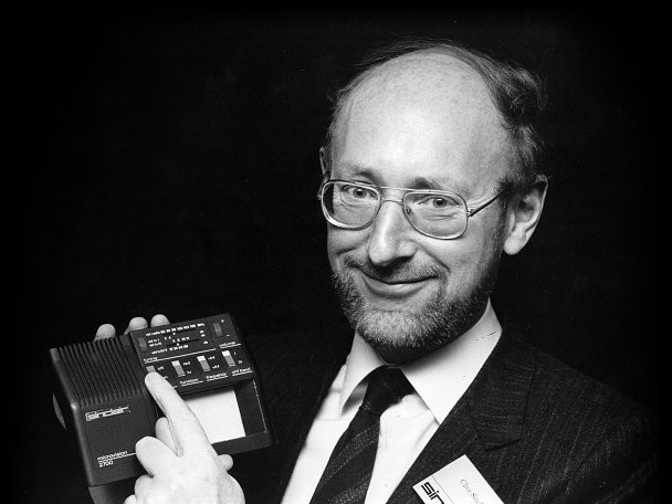 Sir Clive Sinclair: Personal computing pioneer missed out on being Britain's Steve Jobs