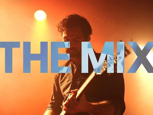 The Mix 10/3/2018