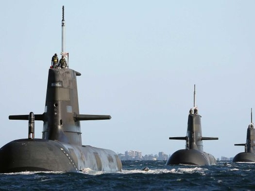 Entire Collins Class submarine fleet likely needing upgrade before $50b replacements arrive