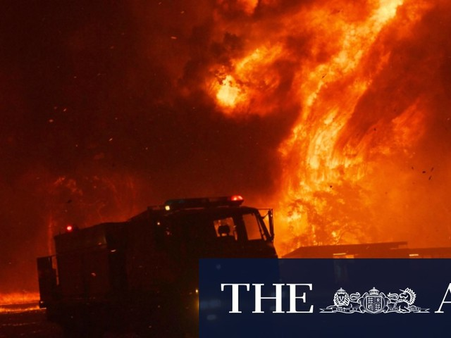 National fire monitoring agency needed to track rising threats: paper