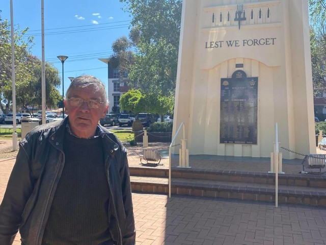 Griffith RSL sub-branch here for veterans