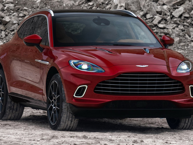 Aston Martin Enjoys Strong Q1, DBX Accounts For 55% Of Total Sales