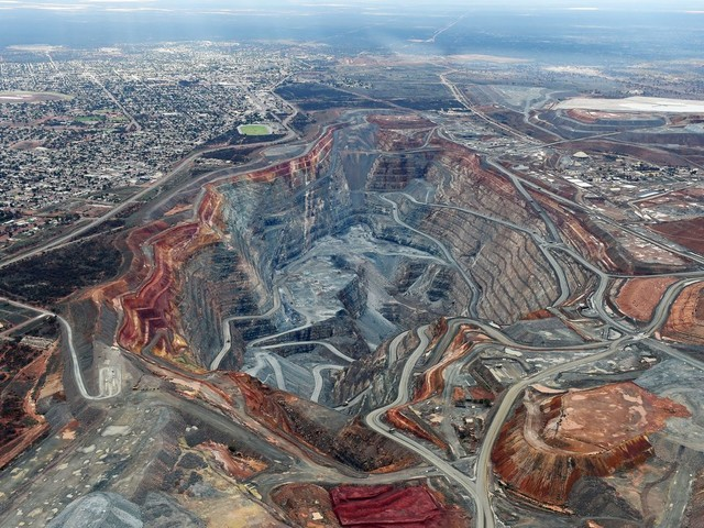 Mining is destroying the planet