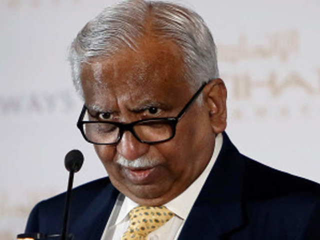 Naresh Goyal quits, the most gripping chapter of Jet ends
