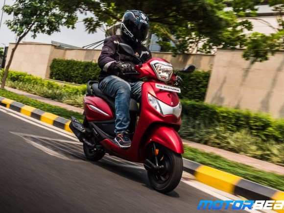 Hero Pleasure Plus Test Ride Review – Best For Females?