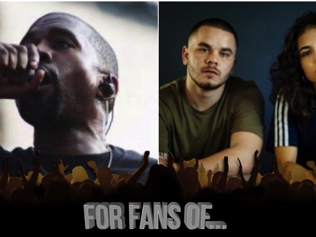For Fans Of: Kanye West | Introducing: Tasman Keith & Stevie Jean