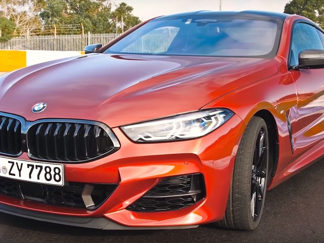 The 2019 BMW M850i Is An Impressive Beast As Long As You Don't Sit In Back