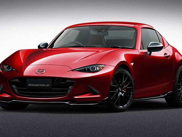 Mazda Reveals Two Special MX-5's For Tokyo Auto Salon