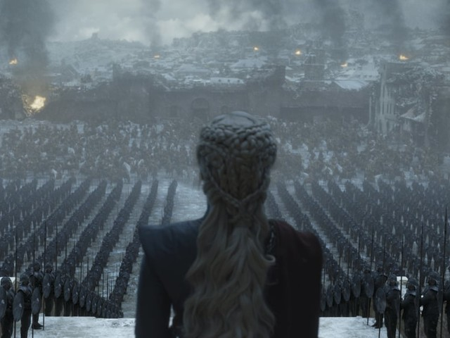 This Major Death During the Game of Thrones Finale Was Like a Knife Through the Heart