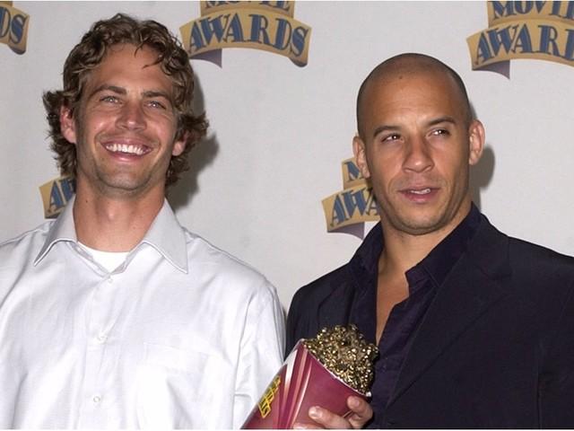"""Vin Diesel """"Prays"""" The Fate of the Furious Makes Paul Walker Proud"""