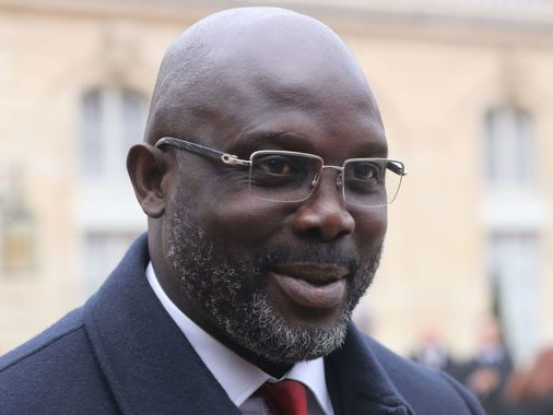 Weah fear as snakes drive Liberian president out of office