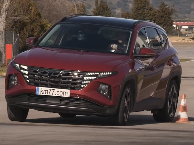 How Did The 2022 Hyundai Tucson Perform In The Moose Test?