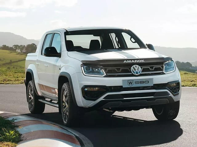2021 Volkswagen Amarok W580 2021 pricing and spec detailed: Aussie-developed Ranger Raptor and Navara N-Trek rival gets a pricetag!