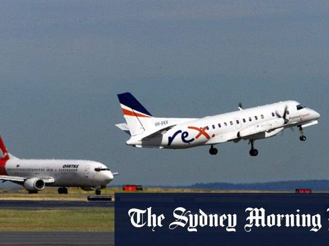 Qantas boss Alan Joyce predicts Virgin and Rex won't both survive post-pandemic battle